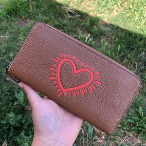 NWT! Coach wallet.
